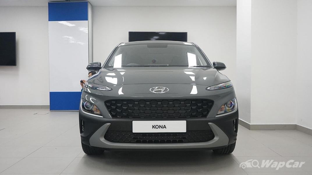 2021 Hyundai Kona 2.0 Standard Exterior 002
