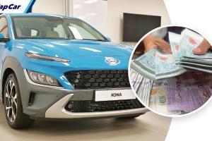 Nak beli Hyundai Kona 2021? Ini gaji bulanan minimum yang diperlukan