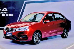 Export-spec Proton Saga launched in Pakistan, R3 variant gets a manual!