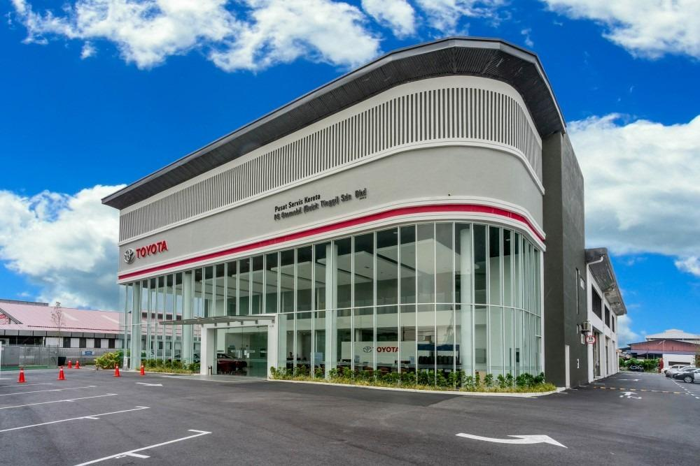 Toyota opens new service centre in Pandamaran, Klang 01
