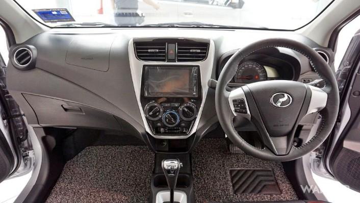 2019 Perodua Axia AV 1.0 AT Interior 002