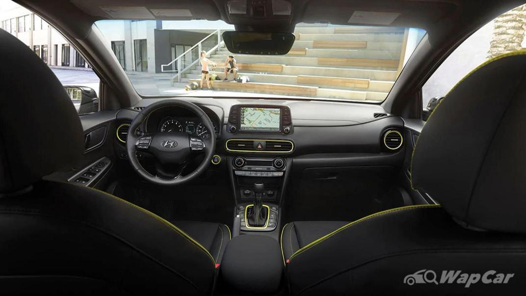 2020 Hyundai Kona Interior 001