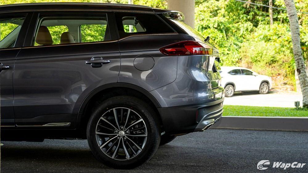 2020 Proton X70 1.8 Premium 2WD Exterior 011