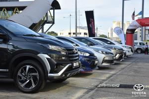 Toyota berjaya jual 59,320 unit kereta tahun 2020 di Malaysia - Vios, Yaris dan Hilux jadi pemacu jualan!