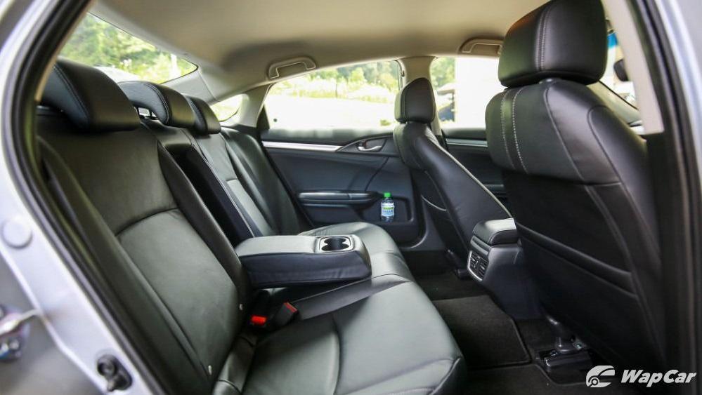 2018 Honda Civic 1.5TC Premium Interior 071