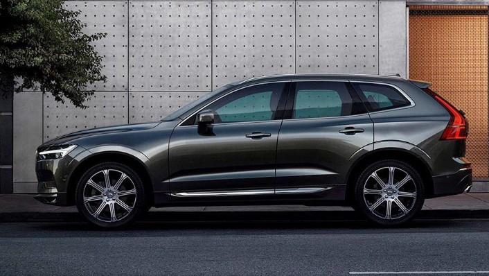 Volvo XC60 (2018) Exterior 007