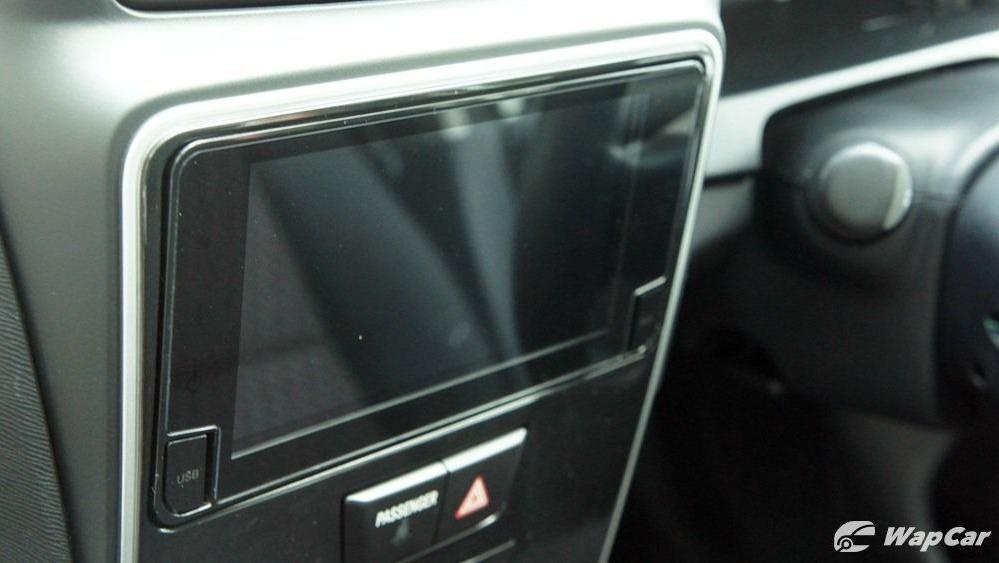 2019 Toyota Avanza 1.5S Interior 006