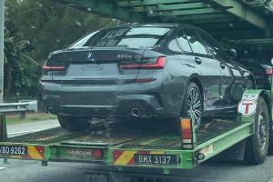 Spied: 2020 (G20) BMW 330e M Sport – CKD, Malaysia launch imminent?