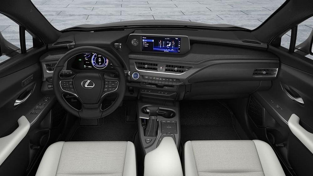 2020 Lexus UX Interior 001