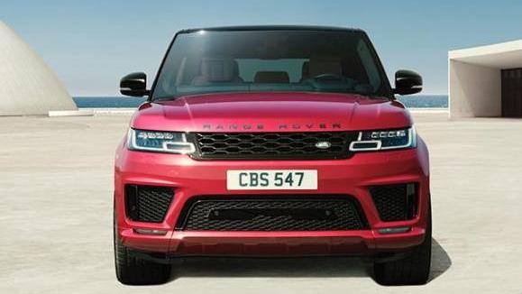 Land Rover Range Rover Sport (2017) Exterior 004