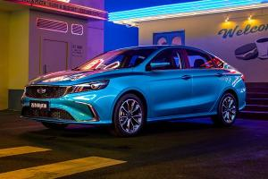 Civic is too strong, Binrui weak, will the Proton S50 have a chance in Malaysia?