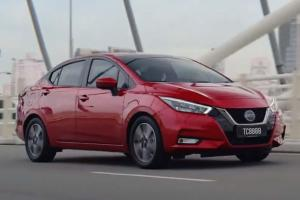 Radiant Red 2020 Nissan Almera Turbo challenges Honda City RS in latest teaser ad