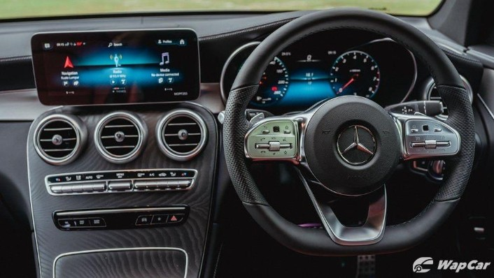 2020 Mercedes-Benz GLC 200  Interior 005