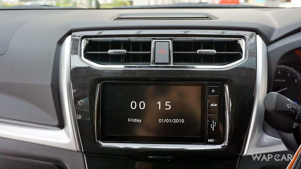 Perodua Aruz (2019) Interior 009