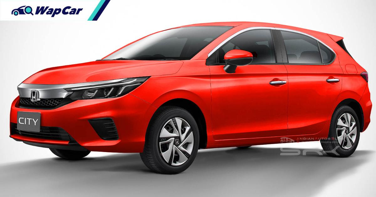 Launching in Malaysia, 2021 Honda City Hatchback – No more Jazz, but who cares? 01