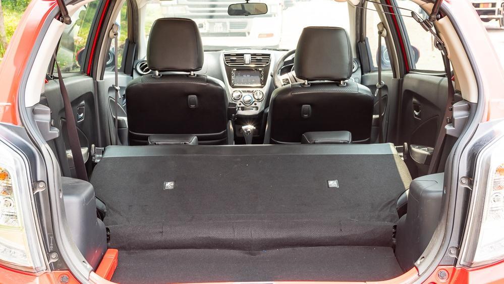 2018 Perodua Axia Advance 1.0 AT Interior 038