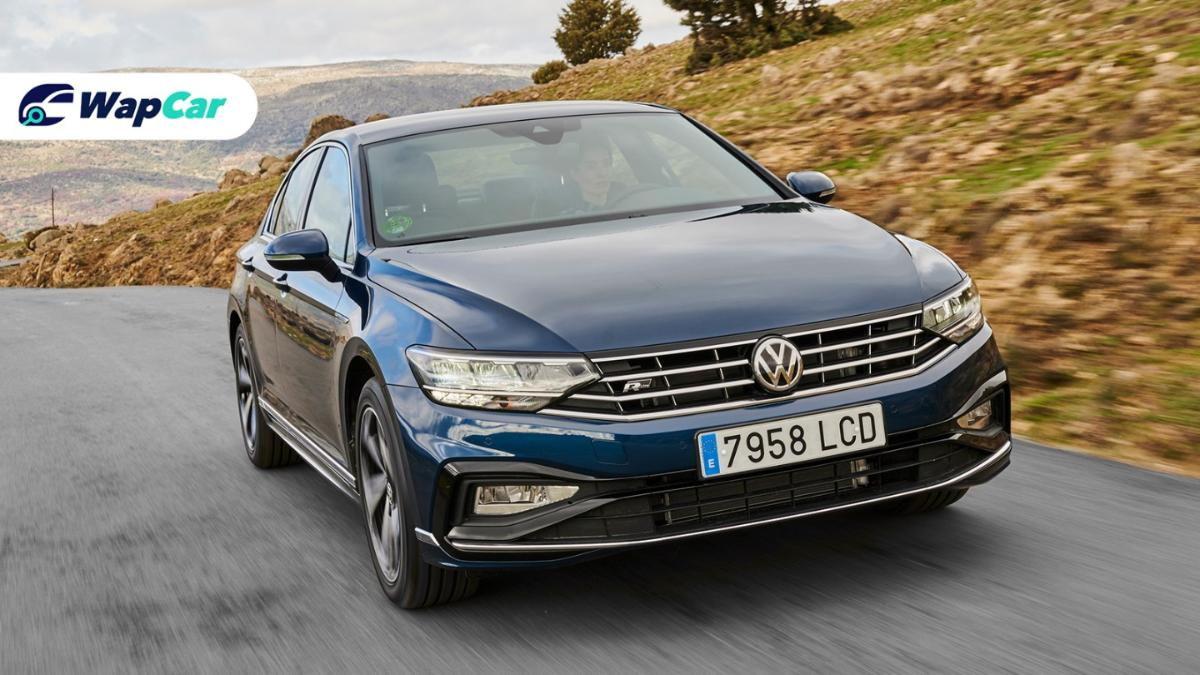 Volkswagen Passat R-Line to be launched later in Malaysia 01