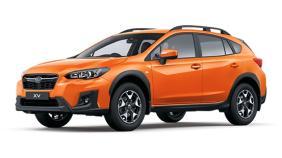 Subaru XV (2018) Exterior 006