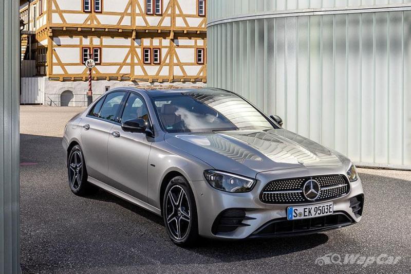 2020 Mercedes-Benz E-Class facelift showcases newer ADAS, steering wheel, and MBUX 02