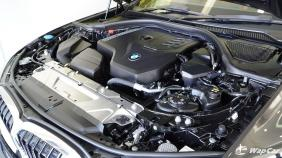 2019 BMW 3 Series 330i M Sport Exterior 002