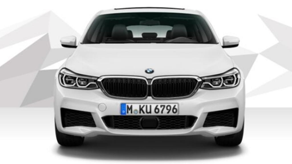 BMW 6 Series GT (2019) Exterior 002
