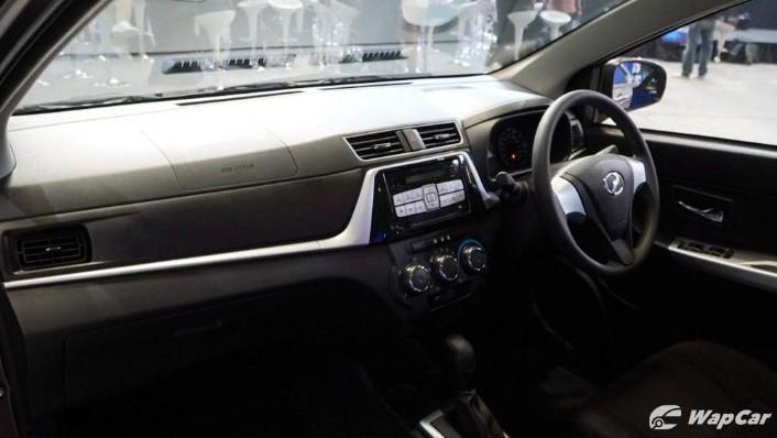 2020 Perodua Bezza 1.0 G (A) Interior 002