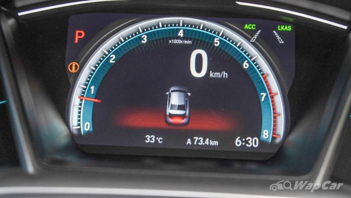 2020 Honda Civic 1.5 TC Premium Interior 007