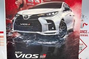 Here it comes: 2021 Toyota Vios GR Sport leaked before launch in Malaysia!