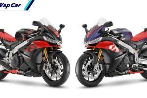 Aprilia RSV4, RSV4 Factory 2021. 125 Nm, 217 Hp, teknologi MotoGP ke jalanan!