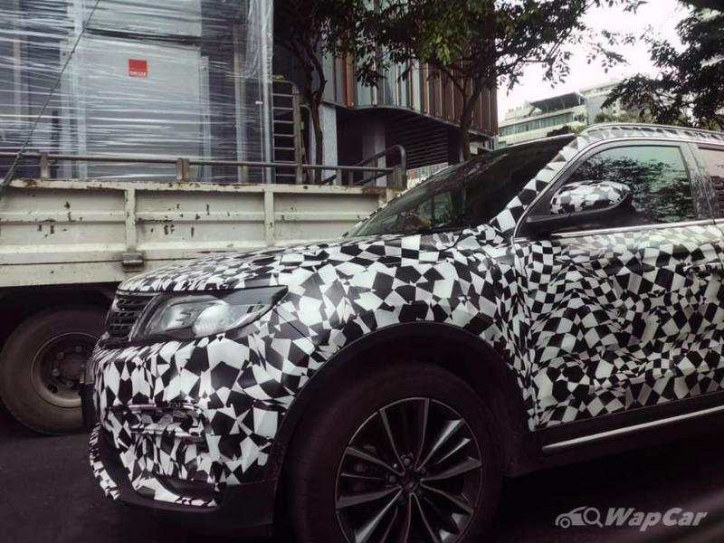 Spied: Proton X70 in Thailand, to get newer 1.5T engine than Malaysia's 02