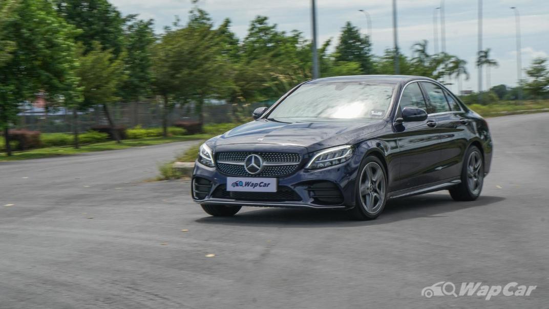 2020 Mercedes-Benz C-Class C 200 AMG Line Exterior 045