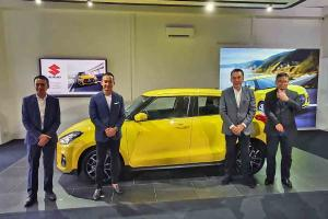 Why did Malaysia get the Suzuki Swift Sport ahead of Thailand, Indonesia, and Singapore?