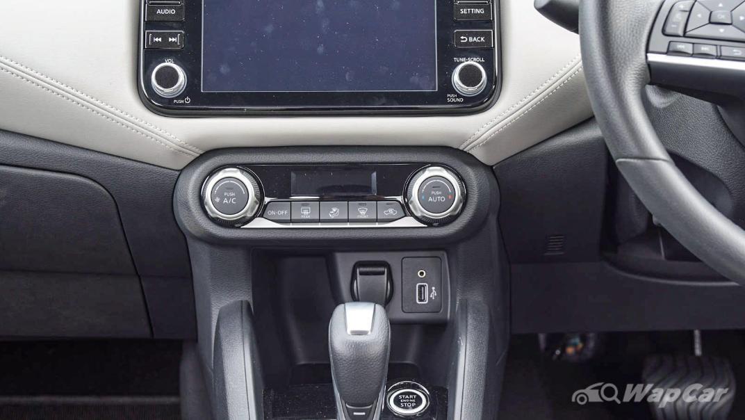 2020 Nissan Almera 1.0L VLT Interior 018