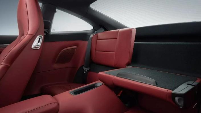 2019 Porsche 911 Turbo S Cabriolet Interior 004