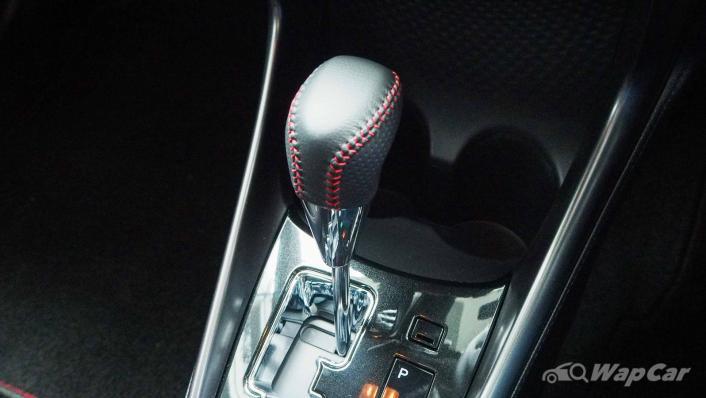 2021 Toyota Vios GR-Sport Interior 009