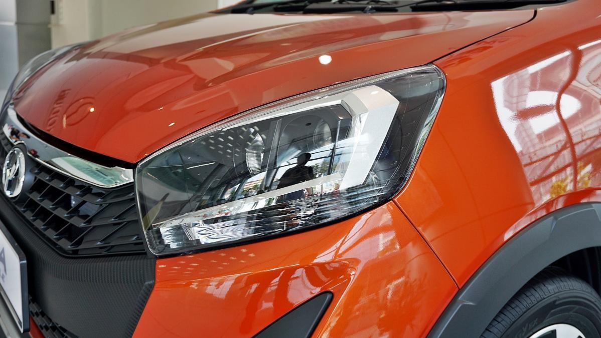 2019 Perodua Axia Style 1.0 AT Exterior 046