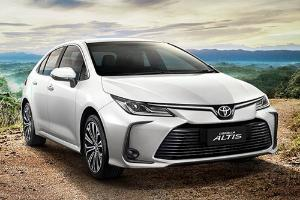 2021 Toyota Corolla Altis adds TSS to more Thai variants, can it boost past the Civic?