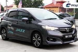 Honda Jazz: Sistem infotainment yang gagal