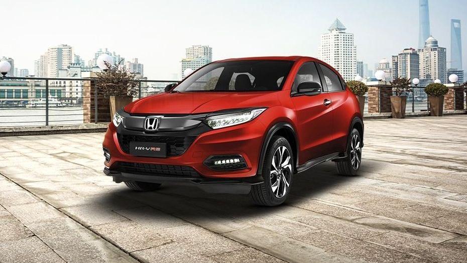 Honda HR-V (2019) Exterior 001