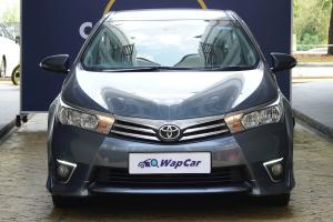 Used car: From RM 53k, the E170 Toyota Corolla Altis is tempting. Here's what you need to know