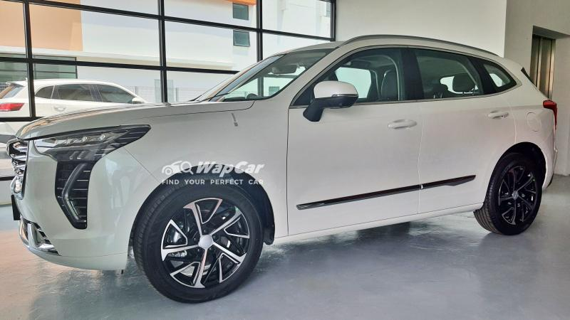 Spied: Haval First Love spotted in Malaysia! 02