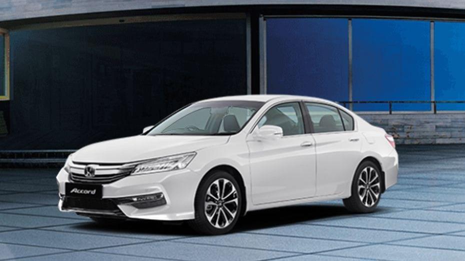 Honda Accord (2018) Exterior 002