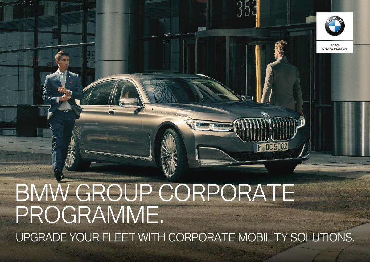 BMW Malaysia corporate ownership programme