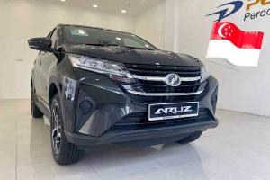 Priced from RM 286k, Perodua Aruz launched in Singapore