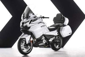 CFMoto lancar 1250TR-G. Motosikal 'Grand Touring' saingan terbaru Honda GL1800 Gold Wing?