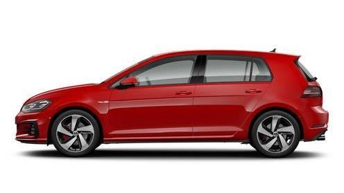 Volkswagen Golf GTI (2019) Others 006