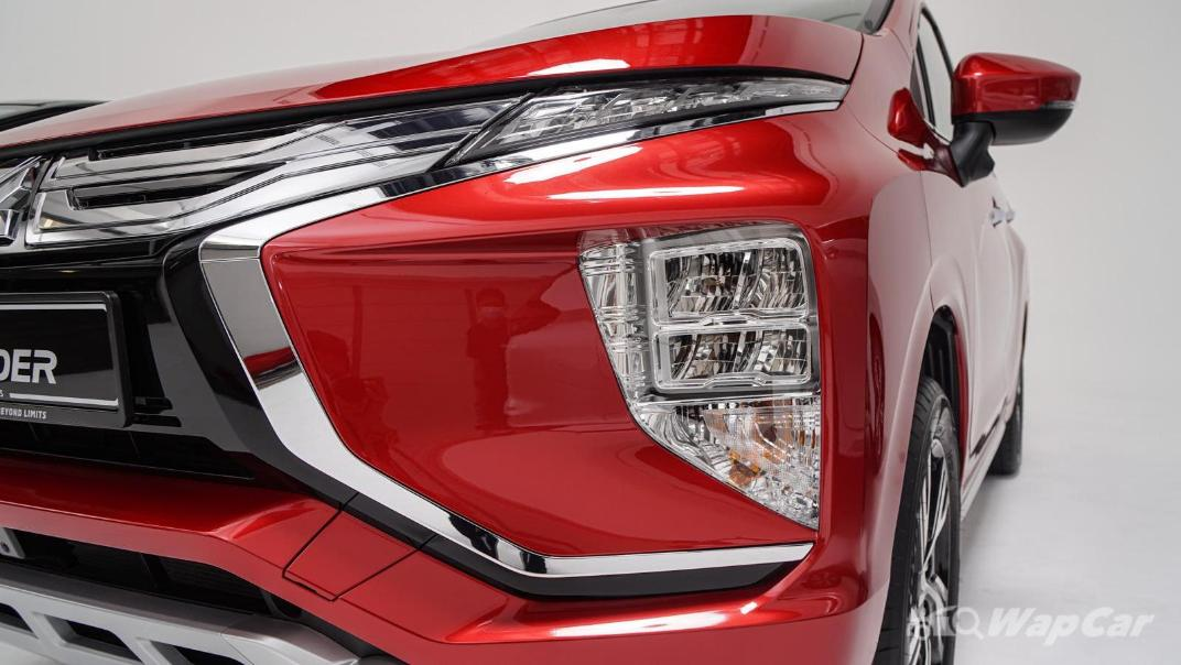 2020 Mitsubishi Xpander 1.5 L Exterior 018