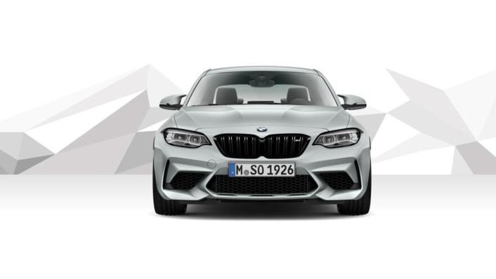 2019 BMW M2 Competition DCT Exterior 003