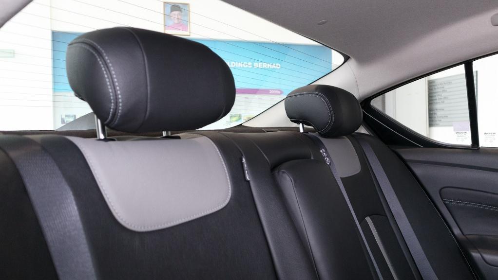 2018 Nissan Almera 1.5L VL AT Interior 031