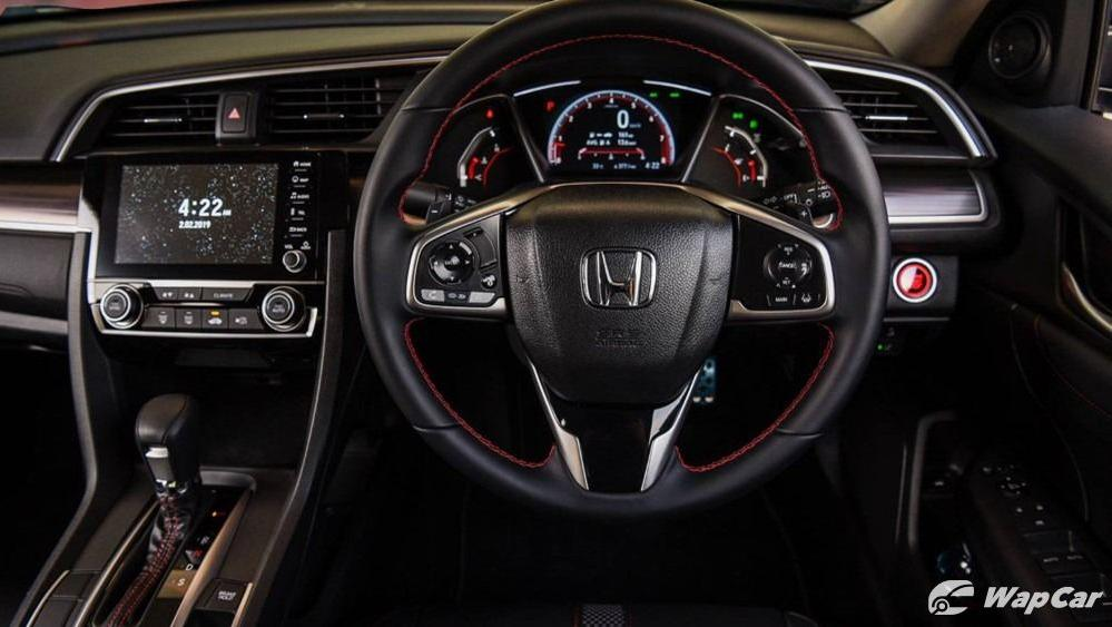 2020 Honda Civic Interior 024